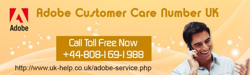 Adobe Toll Free Number 0808-169-1988 Adobe Helpline Number